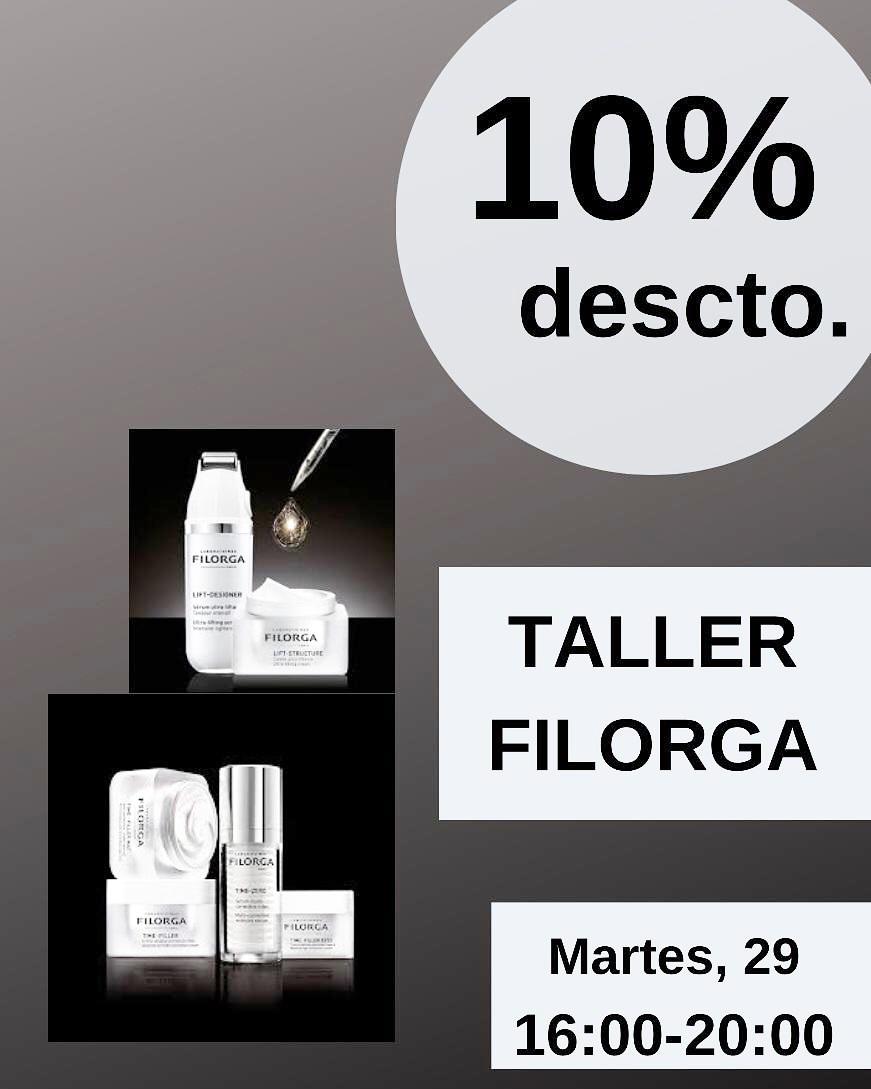 TALLER DE FILORGA