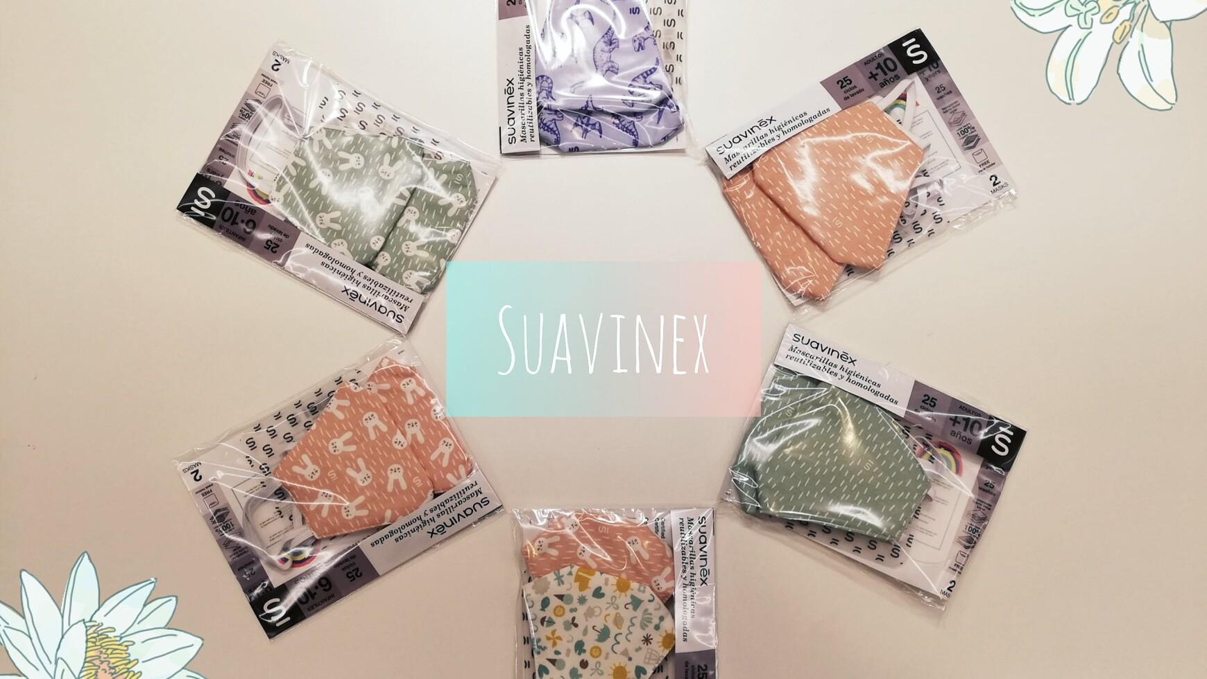 Nuevas Mascarillas Suavinex
