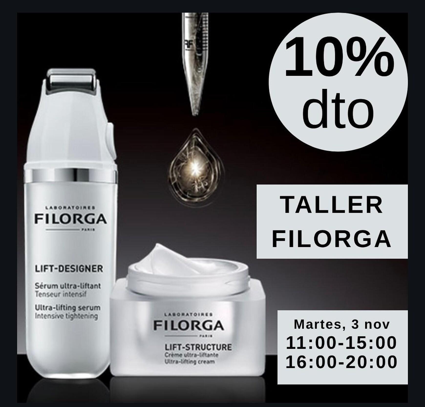 Taller Filorga