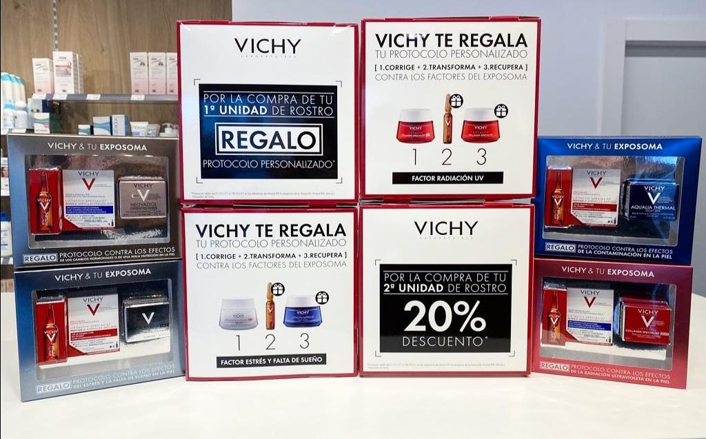 Descuentos Vichy!!!